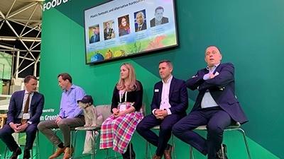 Boeiende paneldiscussie op Greentech - M-plastics